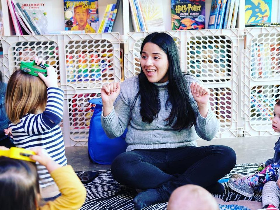 Mommy and me classes in Brooklyn