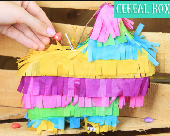 pinata for kids - spanish classes through arts and crafts
