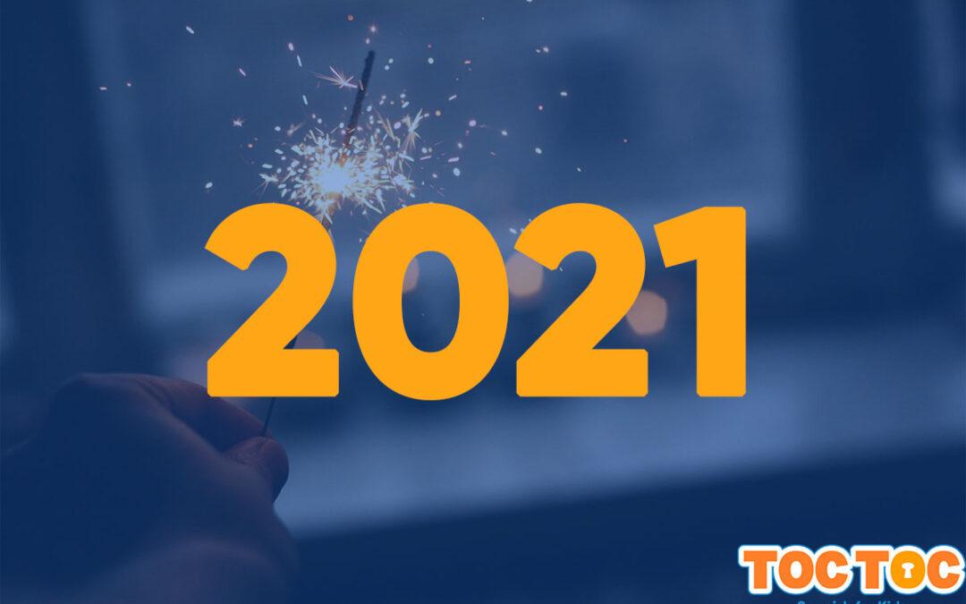 Cerrando el 2020 / Wrapping up 2020